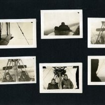 Image of Raymond White WW I Album, page 034