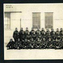 Image of Raymond White WW I Album, page 042