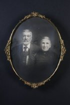 Image of 1963.152.1 - Mr. and Mrs. William N. Hall