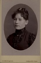 Image of 1968.67 - Minner Ida Bybee's diaries, 1890-1893