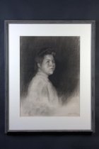 Image of 1978.20.17 - Drawing, Charcoal