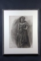 Image of 1978.20.22 - Drawing, Charcoal