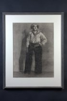 Image of 1978.20.28 - Drawing, Charcoal