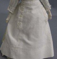 Image of 1978.23.8 - Skirt, Doll