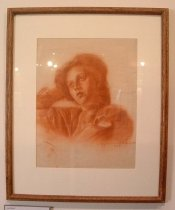 Image of 1979.26.6 - Drawing, pencil