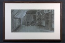 Image of 1979.26.3 - Drawing, Pencil