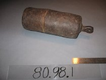 Image of 1980.98.1 - Flask, Mercury