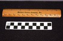 Image of 1990.40.11 - Ruler
