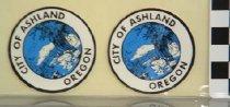 Image of 2001.121.3 - Ashland City Emblem