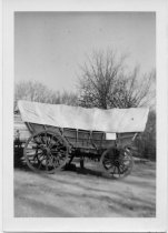 Image of 2004.44.6.5 - Covered Wagon