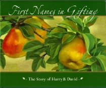 Image of Book - First Names in Gifting: the Story Harry & David