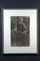 Image of 4291 - Drawing, Charcoal