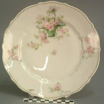 Image of B427.3 - Plate, Dessert