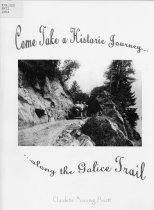 Image of Book - Come Take a Historic Journey Along the Galice Trail