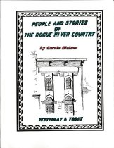 Image of Book - People and stories of the Rogue River Country   Yesterday and Today