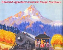 Image of Book - Railroad Signatures across the Pacific Northwest