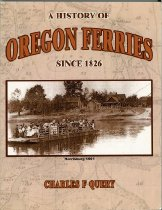 Image of Book - A History of Oregon Ferries since 1826