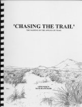 Image of Book - Chasing the Trail:  the mapping of the Applegate Trail