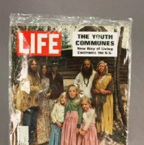 Image of Magazine - The Youth Communes: New Way of Living Confronts the U.S