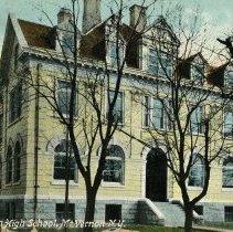Image of Postcard - Mount Vernon High School