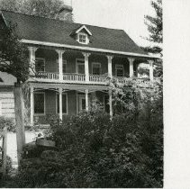 Image of Print, Photographic - Griffen house