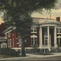 Image of Postcard - Westchester Woman's Club