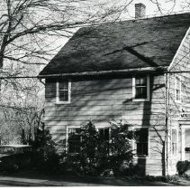 Image of Print, Photographic - Residence, 204 Bedford Road