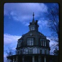 Image of Transparency, Slide - Octagon House