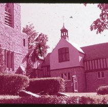 Image of Transparency, Slide - Saint Paul's Episcopal Church (now owned by Iona College) - June 15, 1959