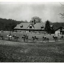 Image of Print, Photographic - Hutchinson River Riding Academy