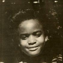 Image of Print, Photographic - Kaysha Williams, winner of Dream School, 6th grade, Parker School