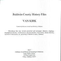 Image of Bchf - Van Kirk_page_1