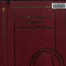 Image of Book/The Heritage Of Baldwin County - 30435000129314