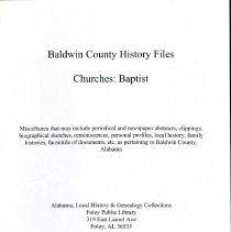 Image of Bchf - Churches Baptist