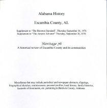 Image of Alabama History Escambia County_2