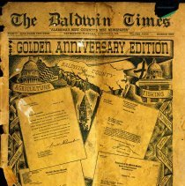 Image of Newspaper/The Baldwin Times - 30435001143652