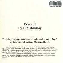 Image of Edward By His Mammy