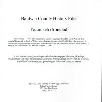 Image of Bchf - Tecumseh (ironclad)