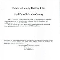 Image of Bchf - Sealife In Baldwin County