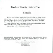 Image of Bchf - Schools