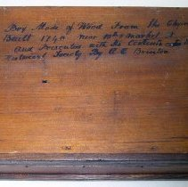 Image of 1880.003 - Box, Storage