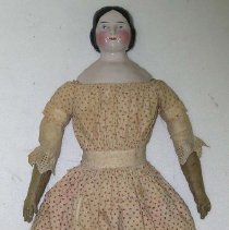 Image of 1927.018.002 - Doll
