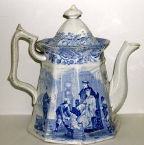 Image of 1927.017 - Teapot