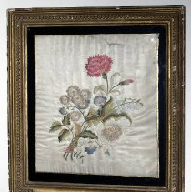 Image of 1930.030.002 - Needlework Picture