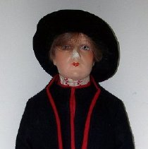 Image of 1937.010 b - Doll