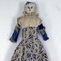 Image of 1949.066.001 - Doll