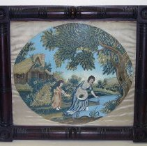 Image of 1954.009.005 - Picture, Needlework
