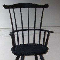 Image of 1958.004.038 - Highchair