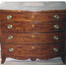 Image of 1958.004.039 - Chest of Drawers
