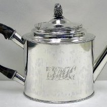 Image of 1963.030.002 - Teapot